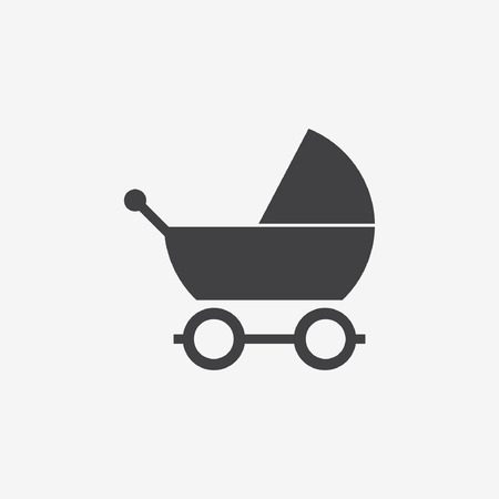 cradle: Pram icon