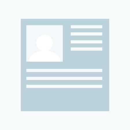 job interview: recruitment and job interview symbol