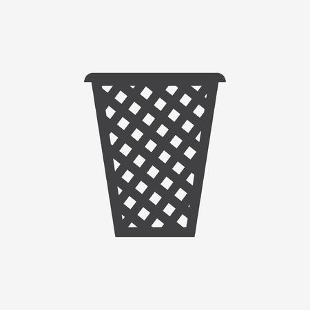 scrapyard: urn icon Illustration