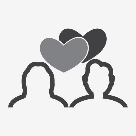 reciprocity icon Ilustrace