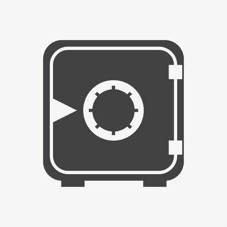 safe money: Safe money icon