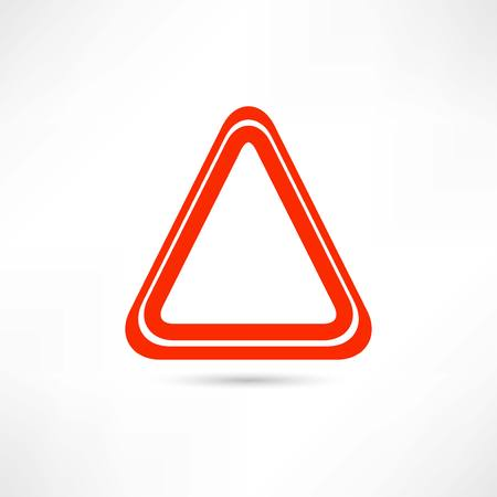 warning triangle: warning triangle icon