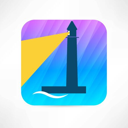 product signal: lighthouse icon