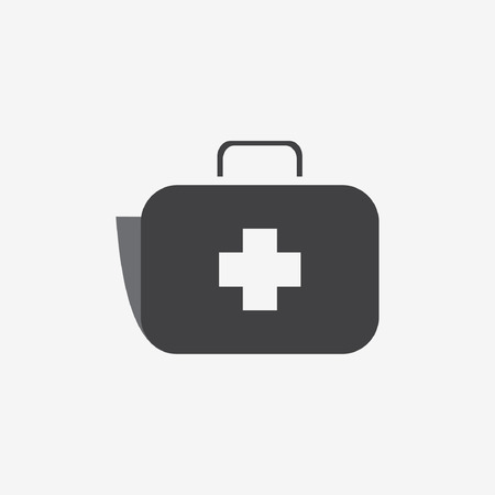 medical case: Medical icon case Illustration