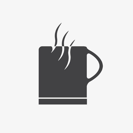 hot cocoa: hot drink icon