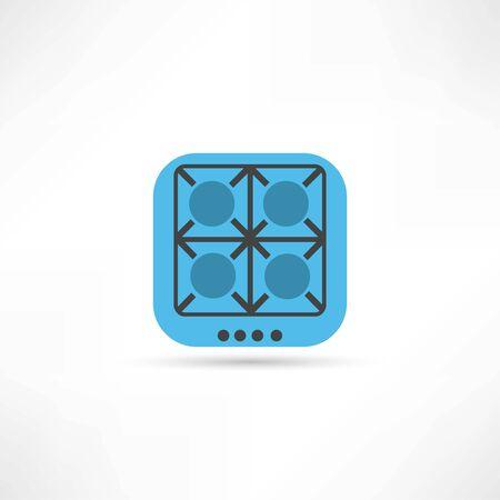 burners icon