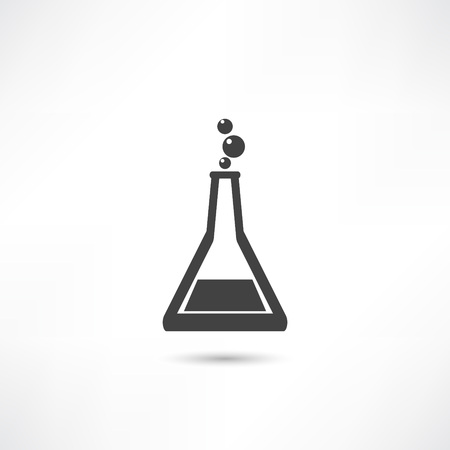 hypothesis: flask icon