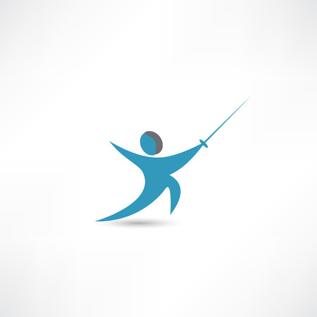 fencers: fencer icon