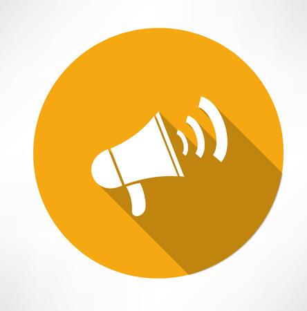 megaphone - loudspeaker icon