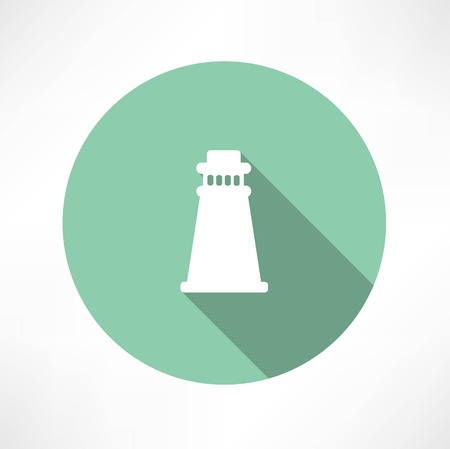 lighthouse keeper: Lighthouse icon
