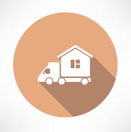 motorhome: Motorhome car icon