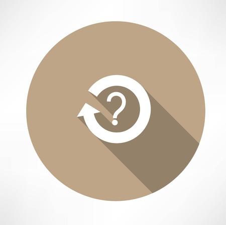 싸이클에서의 질문 스톡 콘텐츠 - 32241667