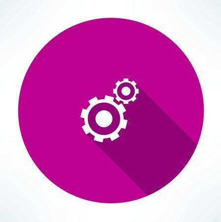 gears icon Banco de Imagens - 32248031