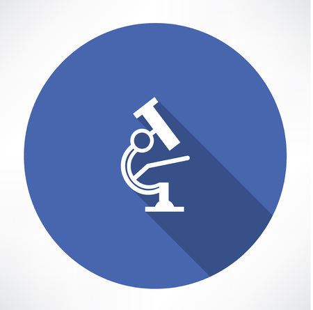 thesis: Microscope icon