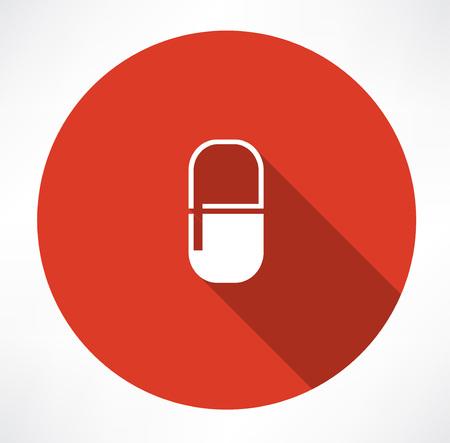 icon: pill icon