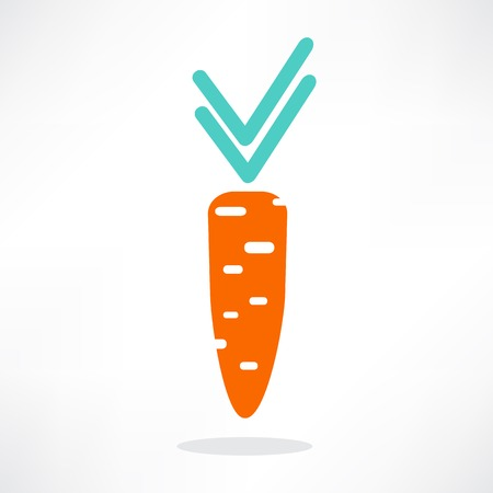 delectable: carrot, yummy