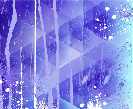 purple abstract background: Viola Abstract Background Vettoriali