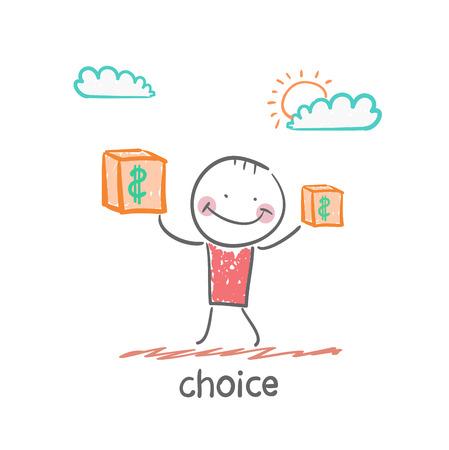 choice Ilustração