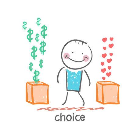choice Illustration