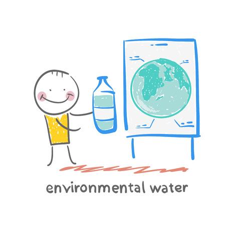 environmental water Reklamní fotografie - 32469563