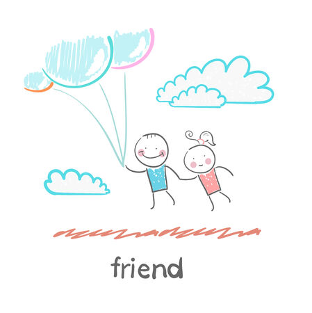 adolescent: friend