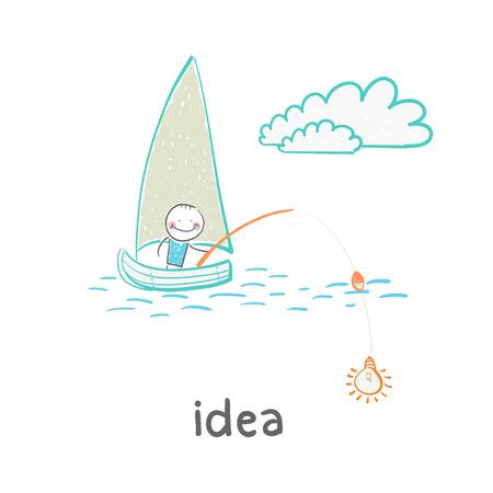 idea Иллюстрация