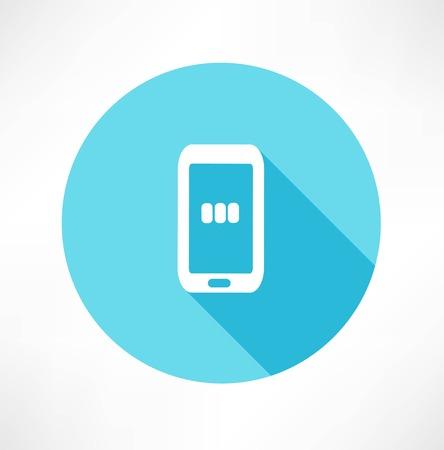 Charging - Smart Phone Vector