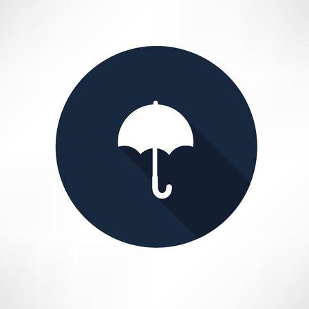 brolly: Umbrella - Vector icon