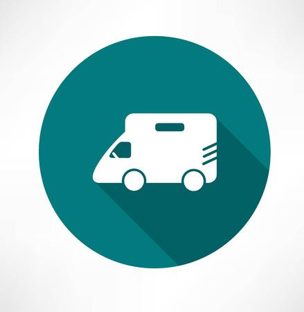minibus: minibus icon