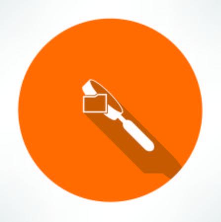 search folders icon Illustration