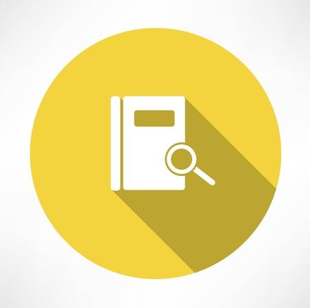 sear: Sear in notepad icon