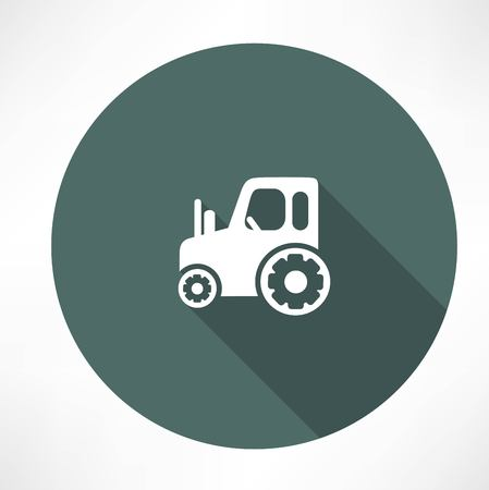 farmed: tractor icon