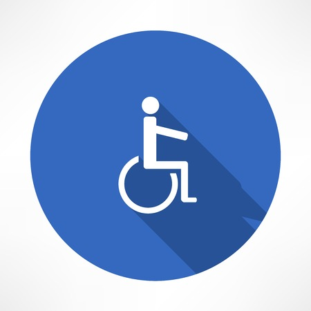 paralyze: Handicap Sign Icons