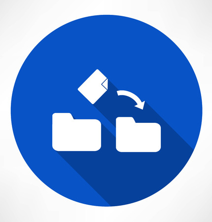 파일 아이콘 이동