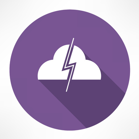 thundercloud: thundercloud icon