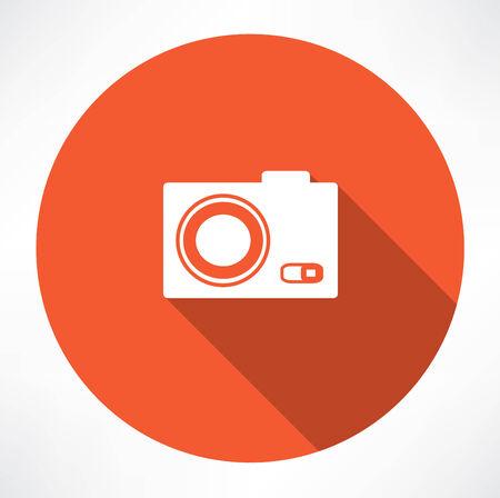 multimedia icons: Icon camera