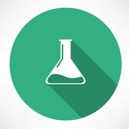 Chemical Icon Vector