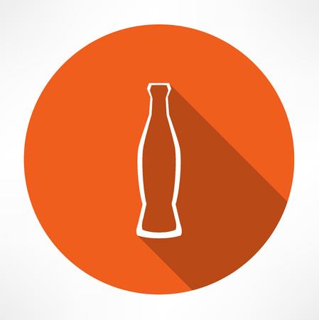 softdrink: beverage bottle