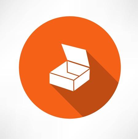 stockpile: empty box icon