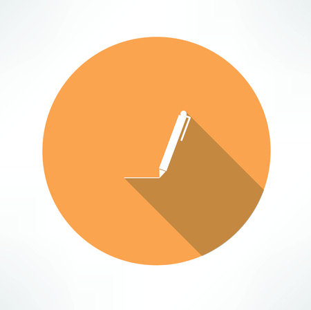 pen - Vector icon