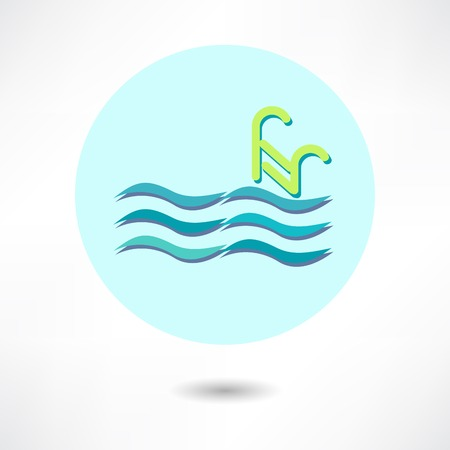 swim race: Swim Icon