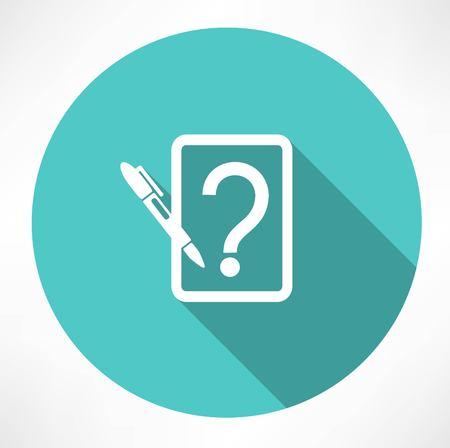 indeciso: se�alar con el icono de pregunta