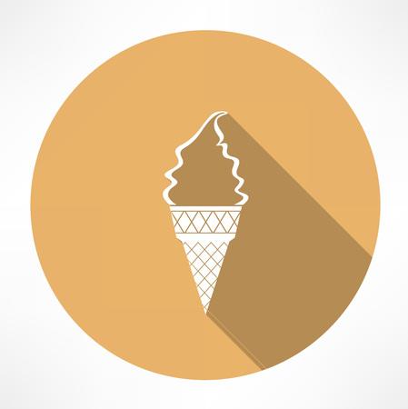 Ice Cream icon Çizim