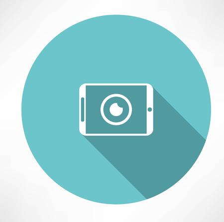 camera phone icon Vector