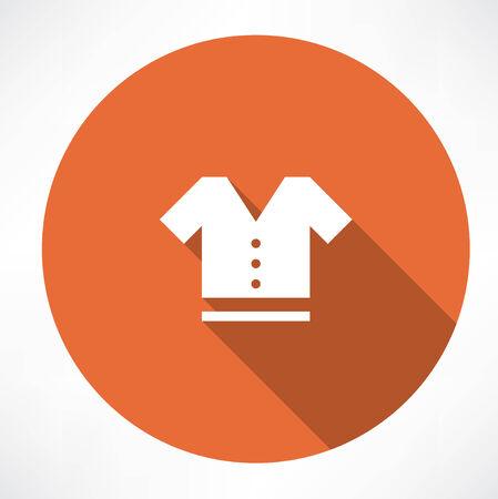 T-Shirt-Symbol Standard-Bild - 32482046