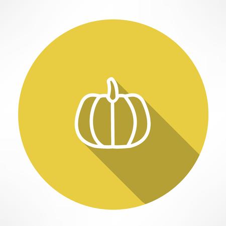 co lour: Pumpkin Icon