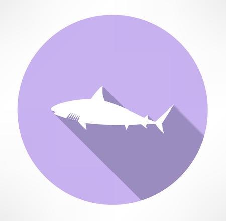 cartilaginous: Shark Icon
