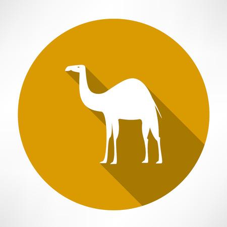 Camel icon Фото со стока - 32482441