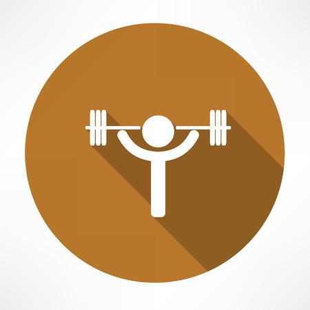 weightlifter: Weightlifter icon