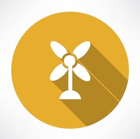 fan icon Vector